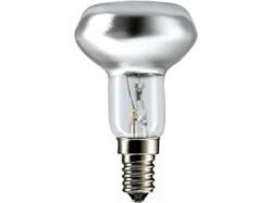 Лампа накаливания зеркальная ЗК 25вт R50 230в E14 - фото 15939