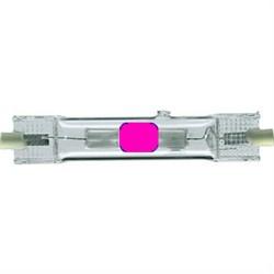 НЕТ! BLV   HIT DE   70W Magenta  3500lm RX7S  -  цветная лампа - фото 5705