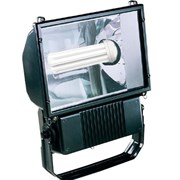 MACH 1 400W AS-RM Прожектор металлогалогенный, асимметричный, заливающий, с лампой HQI-T 400/N/SL, E40, IP66, чёрный
