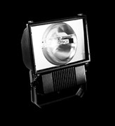 MACH 1 400 Circular E40 Прожектор металлогалогенный 400Вт, циркулярный, E40, IP66, CL2, серый