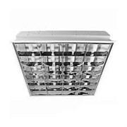 FL-LED PANEL-T40 2700K 595*595*57мм 40Вт 3200Лм (светильник растровый)  (S282)