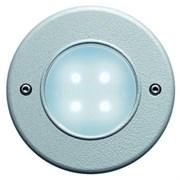 47005-70 AQUALED 4-WG SW/ALU 0.4W 10V встройка белый 4xLED гранит d88x83 -свет-к