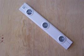 41151 HALOSTAR COMBI 3x10W ( HALOSTAR 64415S G4)  350x80x25 - свет-к