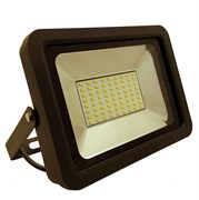 FL-LED Light-PAD   10W Grey    4200К    850Лм   10Вт  AC220-240В 140x125x25мм   385г - Прожектор