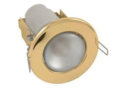 Mona A 80    Золото    R80 E27      Неповоротный  -  светильник точечный