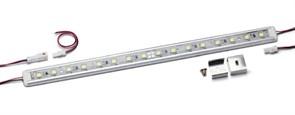 AluLED-1220-3000-II 13,5Вт Fully Coated IP66/67 - линейный мебельный светильник VS