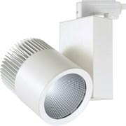 TL-LED IGLIO CRI=83 40W 38гр 4200К 4000Лм Белый - светодиодный трековый светильник