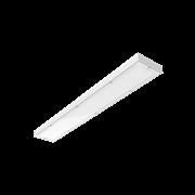 """Светильник LED """"ВАРТОН"""" медицинский накладной 595*180*55 мм с рассеивателем опал 18 ВТ 4000К класс защиты IP54"""