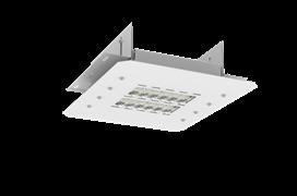 """Светодиодный светильник """"ВАРТОН"""" промышленный Olymp S10 120° 55 Вт 5000К"""