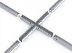 Соединитель X-образный с набором креплений для светильников серии G-Лайн 1255*1170*80 108Вт 6500К