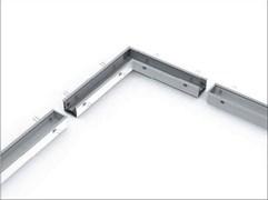 Соединитель L-образный с набором креплений для светильников серии G-Лайн 610*690*80 36Вт 6500К
