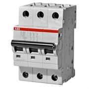 Выключатель автоматический 3-пол. 20A C 6kA ABB