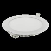 FL-LED  PANEL-R03 6400K D=  88мм h=20мм d=  75мм   3Вт   270Лм (светильник встр. круглый)