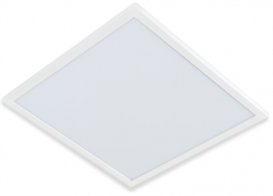 LED PL-CSVT-36 595x595 (KROKUS) (IP54/IP20, 4000K, белый) c БАП на 1 час.