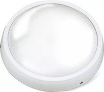 FL-LED SOLO-Ring B   8W 4200K круглый IP65    720Лм   8Вт 165x165x48мм