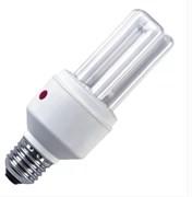 DULUX EL  SENSOR  11W/41-827 220-240V E27 (с ЭПРА и фотодиодом) - лампа