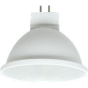 Ecola MR16   LED Premium  8,0W  220V GU5.3 4200K матовое стекло (композит) 48x50