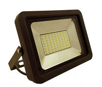 FL-LED Light-PAD   10W Black  4200К    850Лм   10Вт  AC220-240В 140x125x25мм   385г - Прожектор