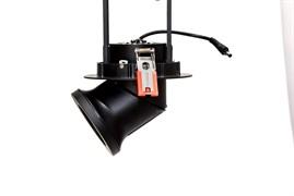 TL Universal   25W  корпус   встраиваемый поворотный светодиодный светильник