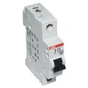 Выключатель автоматический 1-пол. 20A C 6kA ABB