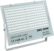 FL-STR FIRE REF 200W 230V 4200K 40*70гр SMD IP65 22000Лм PF≥0.9 белый -  уличный светодиодный светильник