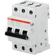 Автомат.выкл-ль 3-полюсной S203 C10 ABB