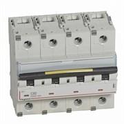 Выключатель автоматический 4-пол. 80A C 16kA DX3 Legrand
