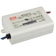 БЛОК ПИТАНИЯ MEAN WELL APV-35-12 LED 35W 12V DC IP67 84х57х29.5мм