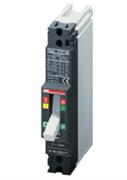 Выключатель автоматический ВА-160А 25кА Tmax1B1 100А Im=1000А 1p FC Cu