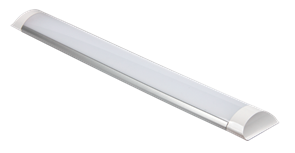 Светильник ДПО (LЕD) 40Вт 6500К 3260Лм 1200х75х24 IP20 230В Jazzway
