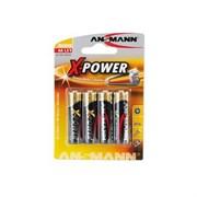 ANSMANN X-POWER 5015663 LR6 BL4 - Батарейка