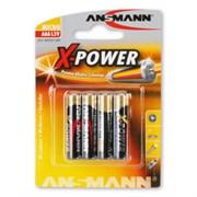 ANSMANN X-POWER 5015653 LR03 BL4 - Батарейка