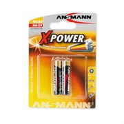 ANSMANN X-POWER 5015603 LR03 BL2 - Батарейка