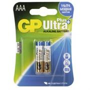 GP Ultra Plus 24AUP-2CR2 LR03 BL2 - Батарейка