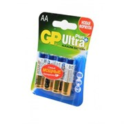 GP Ultra Plus 15AUP-CR4 LR6 BL4 - Батарейка