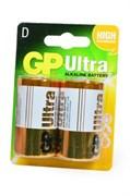 GP Ultra GP13AU-2UE2 LR20 BL2 - Батарейка