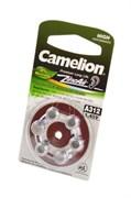 Camelion Zinc-Air A312-BP6(0% Hg) BL6 - Батарейка