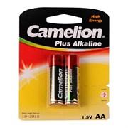 Camelion Plus Alkaline LR6-BP2 LR6 BL2 - Батарейка