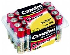 Camelion Plus Alkaline LR6-BP24 LR6 в пласт. боксе 24 шт - Батарейка