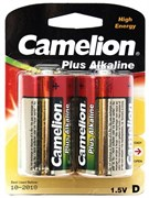 Camelion Plus Alkaline LR20-BP2 LR20 BL2 - Батарейка