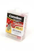 Camelion Plus Alkaline LR03-PBH12 LR03 в пласт. боксе 12 шт - Батарейка