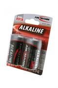 ANSMANN RED 1514-0000 LR20   BL2 - Батарейка