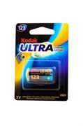 Kodak ULTRA CR123 BL1 - Батарейка