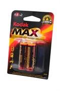 Kodak Max LR6 BL2 - Батарейка