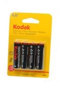 Kodak Extra Heavy Duty R6 BL4 - Батарейка