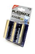 PLEOMAX LR20 BL2 - Батарейка