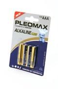 PLEOMAX LR03 BL4 - Батарейка