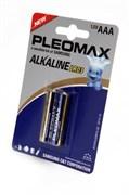 PLEOMAX LR03 BL2 - Батарейка