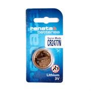 RENATA CR2477N BL1 - Батарейка
