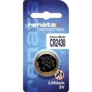 RENATA CR2430 BL1 - Батарейка